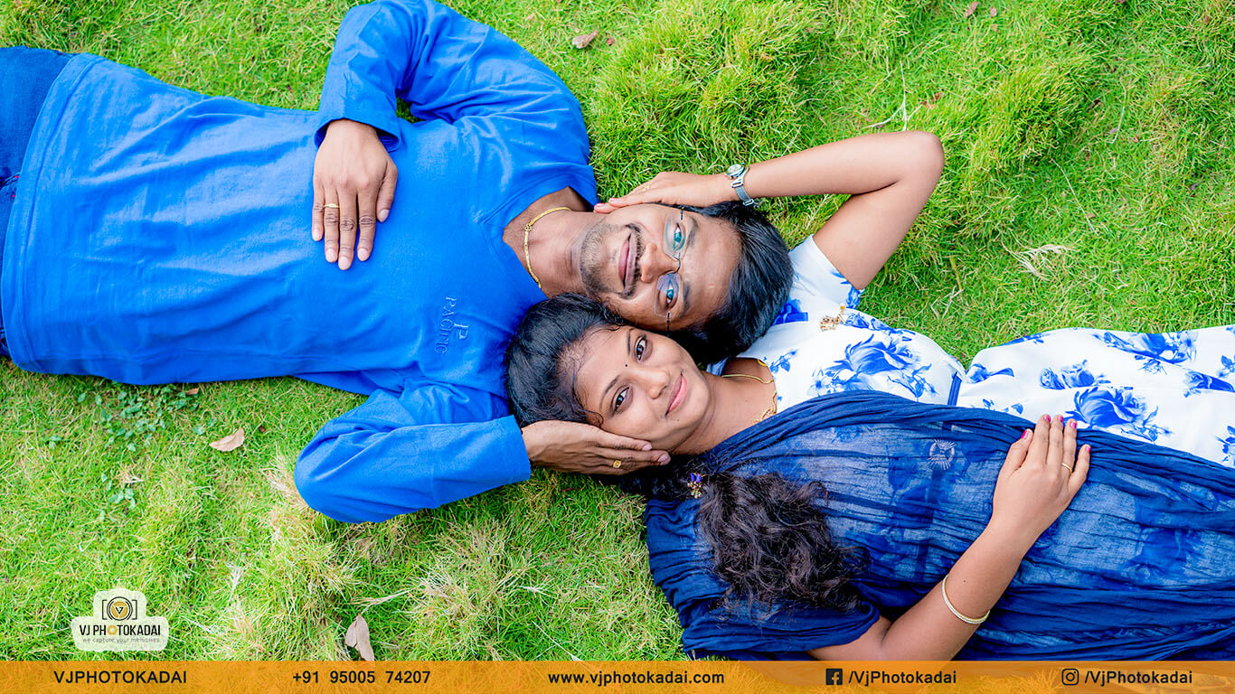 Pre Wedding photographer vj photokadai Erode