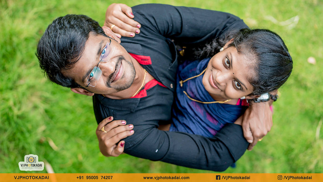 Post Wedding photoshoot vj photokadai Erode
